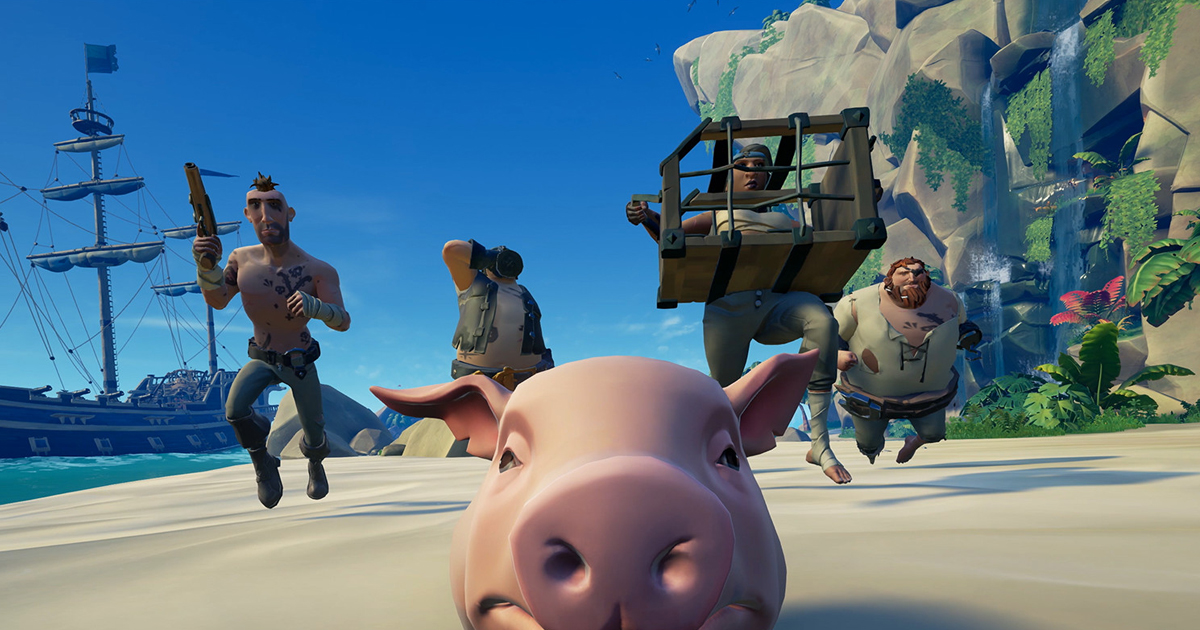 Let's Play Sea of Thieves With W4stedspace></a><a href=