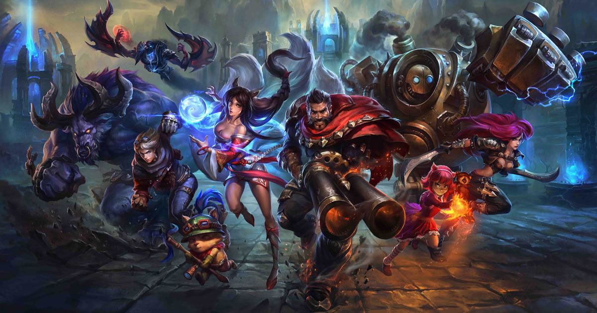 How To Get Free RP For League Of Legends