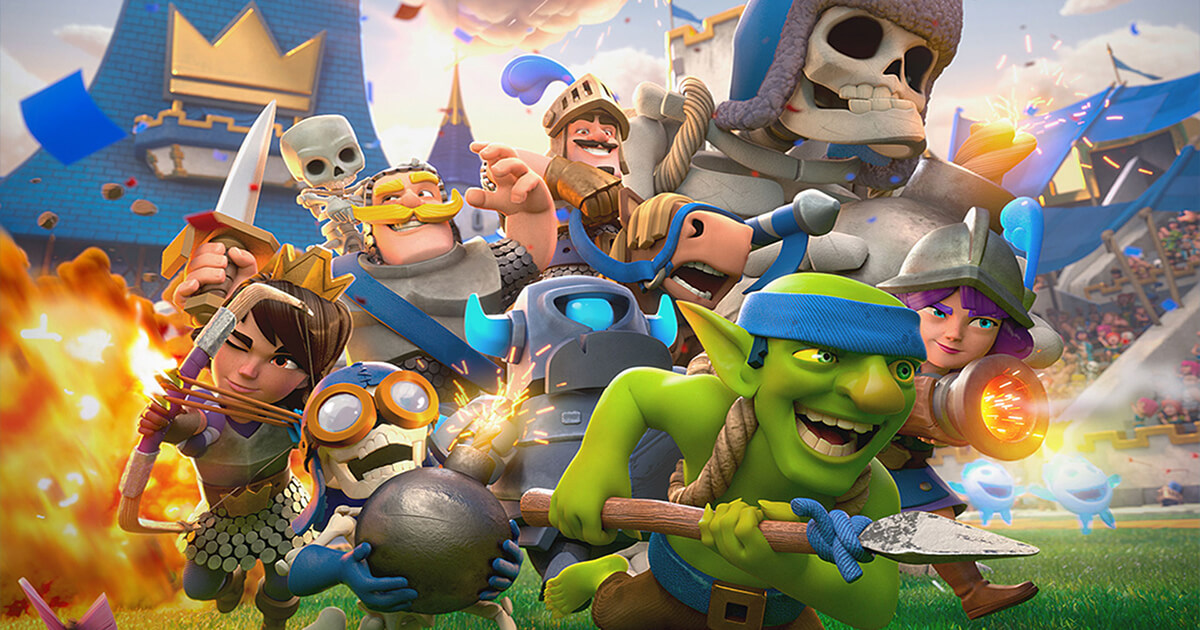 5 Clash Royale Decks You Have To Try></a><a href=