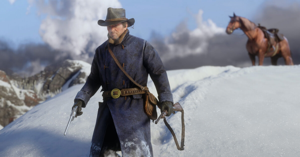 Rdr2 civil war