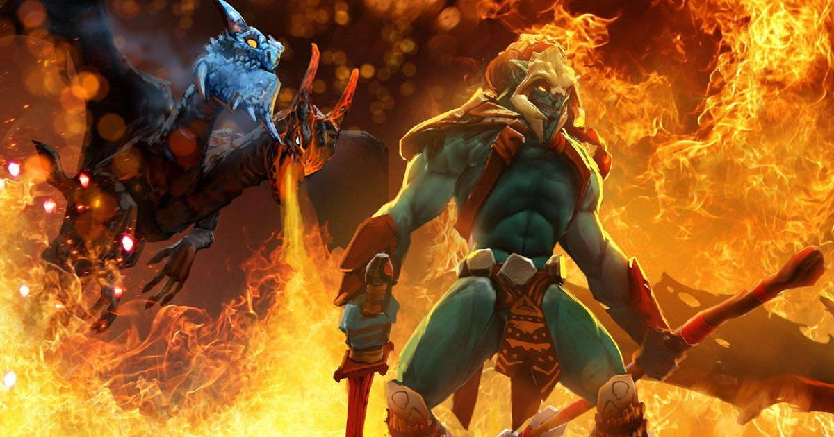 10 Things DOTA 2 Does Better Than League Of Legends (Dota 2