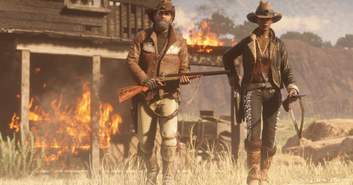 Current State Of Red Dead Redemption Online (The Good, The Bad And The Gliches)></a></div><div class=