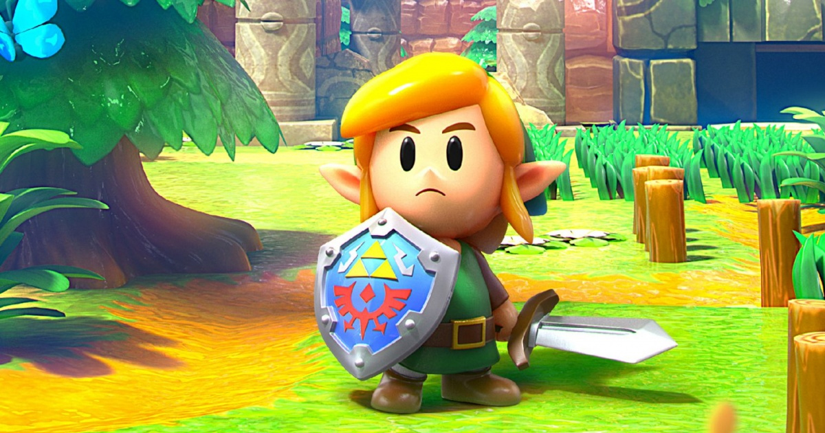 What To Expect From Link's Awakening For The Nintendo Switch