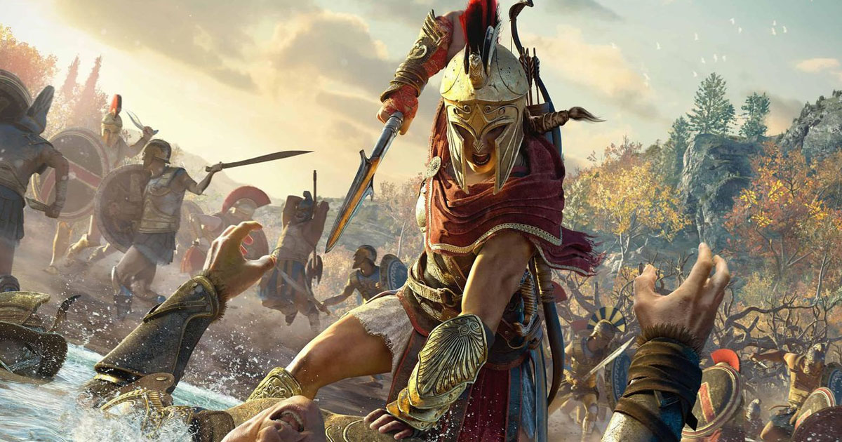 Ac Odyssey The Fate Of Atlantis Is The Best Dlc I Ve Played In Years